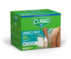 CURAD Variety Pack Assorted Bandages CURCC300