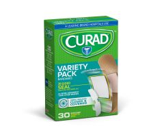 CURAD Variety Pack Assorted Bandages CUR47443RB