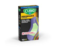 CURAD Performance Series Antibacterial Bandages CUR5018
