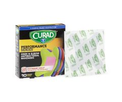 CURAD Performance Series Antibacterial Bandages CUR5022