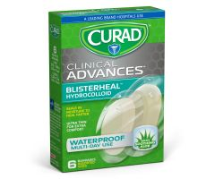 CURAD Hydrocolloid Bandages with Aloe