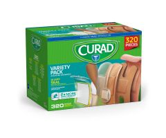 CURAD Variety Pack Assorted Bandages CURCC320BC
