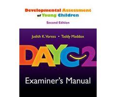 DAYC-2: Examiner's Manual