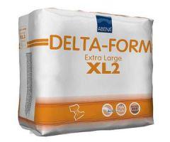 Abena Delta-Form Adult Brief, XL L2
