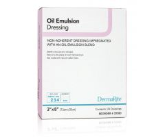 Oil Emulsion Wound Dressing