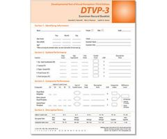 DTVP-3: Examiner Record Book (25)
