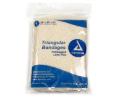 Triangular Bandages / Dressing by Dynarex Corporation DYA3672