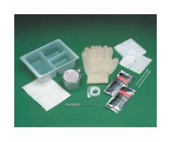 Medline Trach Care Kit w/solutions