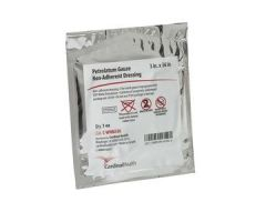 "Petrolatum Gauze Non-Adherent Dressing 3"" x 36"" - REPLACES ZGIP336"