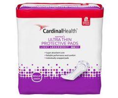 Cardinal Health Women's Ultra Thin Protective Pad, Light Absorbency