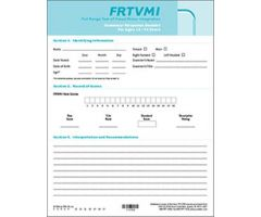 FRTVMI Summary/Response Booklet, Ages 1174 (25)