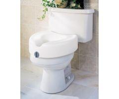 Medline Locking Raised Toilet Seats