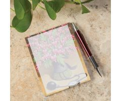 Bleeding Hearts Notepad