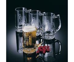 Rx Glass Mug  - Mortar And Pestle & Rx Design lightly