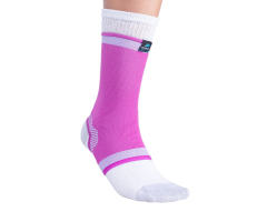 DONJOY ADVANTAGE ELASTIC ANKLE-X-Large-Pink