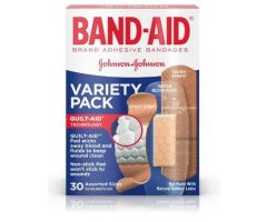 Assorted Band-Aid Adhesive Bandages by Johnson & Johnson JIP004848