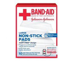 Band-Aid Non-Stick Pads JIP116143