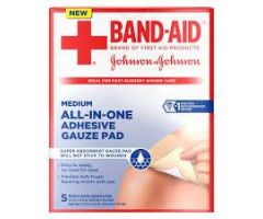 All-In-One Adhesive Gauze Pads JIP371166275