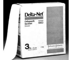 "Delta-Net Stockinet 2"" X 25 Yards (2 Bx/Case)"