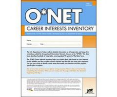 O*NET Career Interests Inventory Third Edition (25)