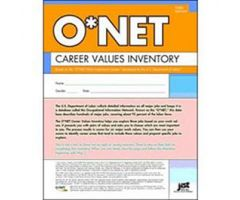 O*NET Career Values Inventory Third Edition (25)