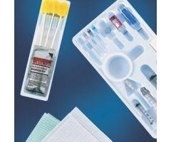 Lidocaine Iodine Univ Block Trays by Halyard Health K-C181109