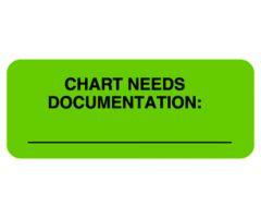 Chart Label  Chart Needs Documentation
