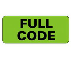 Chart Label  Code Status  Full Code