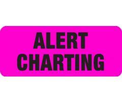 Chart Label  Alert Charting