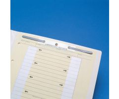 """Reinforcers - Roll - 8-1/2"""" - 2-Hole Top Punch Style"""