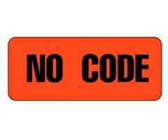 Chart Label  Code Status  No Code L 6065N