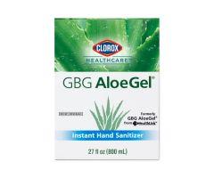 GBG AloeGel Instant Hand Sanitizers by Clorox-CLO32376