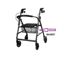Basket for the Medline Rollator 11042A / 11042B