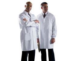 Unisex Men s Staff Length Lab Coats MDT12WHT54E
