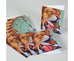 Brave Checkup Note Cards