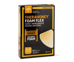 TheraHoney Foam Flex Honey-Impregnated Wound Dressings