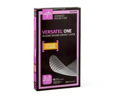 Versatel One Silicone Wound Contact Layer Dressing MSC1823EPZ