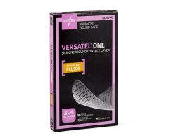 Versatel One Silicone Wound Contact Layer Dressing MSC1834EP