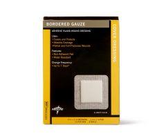 Bordered Gauze Adhesive Island Wound Dressing MSC3222Z