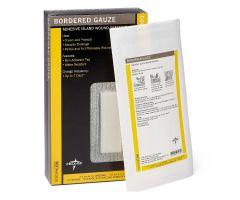 Bordered Gauze Adhesive Island Wound Dressing MSC3236