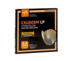 Exuderm LP Low-Profile Hydrocolloid Wound Dressings MSC5125