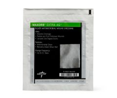 Maxorb Extra Ag+ CMC / Alginate Dressings MSC9445EPH