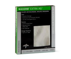 Maxorb Extra Ag+ CMC / Alginate Dressings MSC9445EPZ