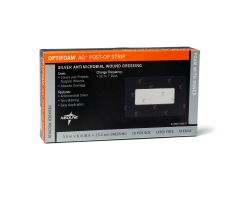 Optifoam AG+ Silver Antimicrobial Post-Op Wound Strips MSC9636Z