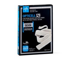 Opticell Ag+ Silver Antibacterial Gelling Fiber Wound Dressings MSC9818RZ