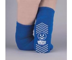 Bariatric Single Imprint Terries Slipper Socks by Principle Business