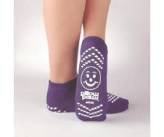 Risk Management Double-Imprint Terry Slipper Socks PBE3911001