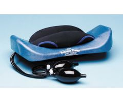 Posture Pump Elliptical Back Rocker Blue
