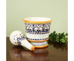 Italian Mortar and Pestle