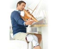 FLA Orthopedics Pro Lite 3D Knee Supports-Extra Wide, Pro-Lite-3D-Knee-X-Wide-L